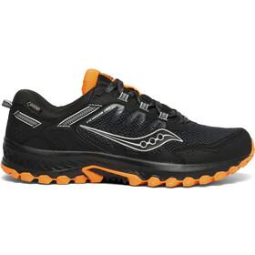 saucony Versafoam Excursion TR13 GTX Shoes Women, black/orange